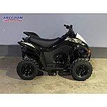 2022 Kawasaki KFX50 for sale 201178107