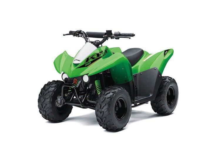 2022 Kawasaki KFX80 50 specifications