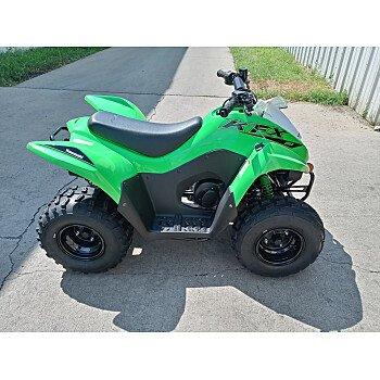 2022 Kawasaki KFX90 for sale 201153722