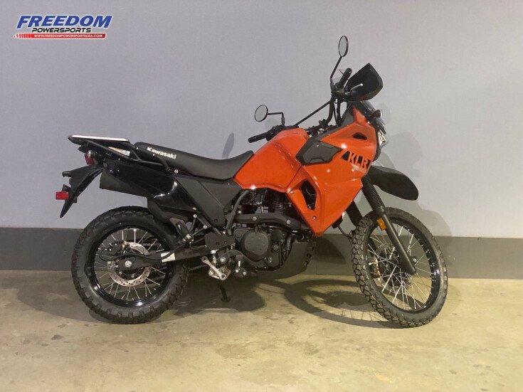 2022 Kawasaki KLR650 ABS for sale 201149070