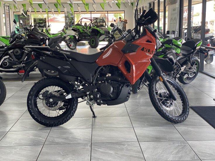 2022 Kawasaki KLR650 ABS for sale 201149222