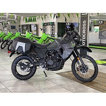 2022 Kawasaki KLR650 for sale 201160219