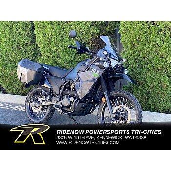 2022 Kawasaki KLR650 for sale 201162971