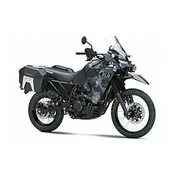 2022 Kawasaki KLR650 for sale 201163246