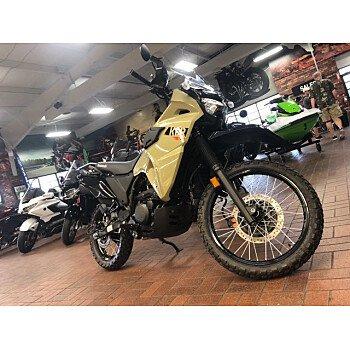 2022 Kawasaki KLR650 for sale 201168505