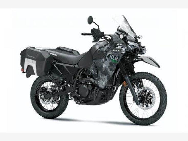 2022 Kawasaki KLR650 for sale 201169018