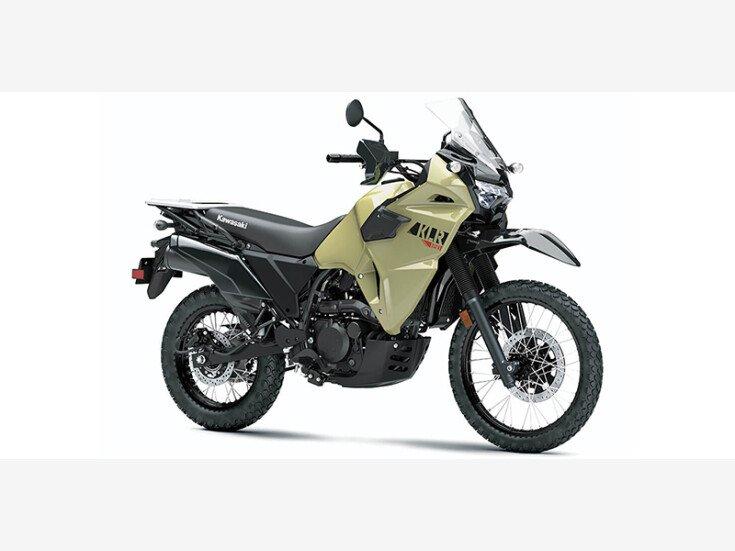 2022 Kawasaki KLR650 for sale 201174220