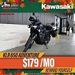 2022 Kawasaki KLR650 for sale 201177554