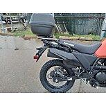 2022 Kawasaki KLR650 Traveler for sale 201179877