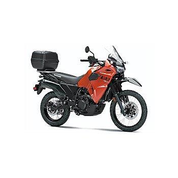 2022 Kawasaki KLR650 Traveler for sale 201185569