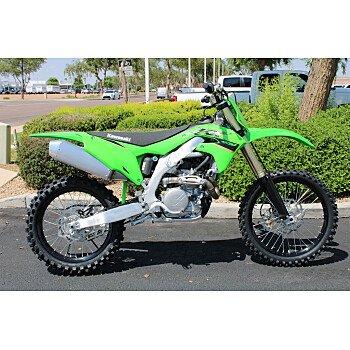 2022 Kawasaki KX450 for sale 201102344