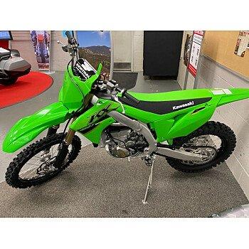 2022 Kawasaki KX450 for sale 201113160