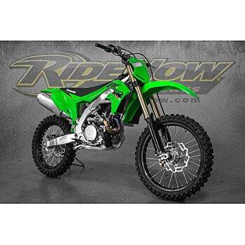 2022 Kawasaki KX450 for sale 201157061