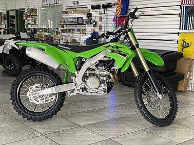 2022 Kawasaki KX450 for sale 201171840