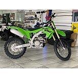 2022 Kawasaki KX450 for sale 201174583