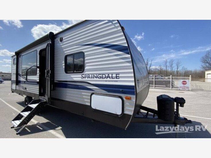 2022 Keystone Springdale for sale 300331643
