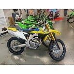 2022 Suzuki RM-Z450 for sale 201141297