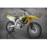 2022 Suzuki RM-Z450 for sale 201182698