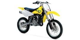 2022 Suzuki RM100 85 specifications
