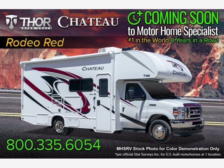 2022 Thor Chateau for sale 300265131