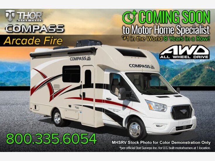 2022 Thor Compass for sale 300296941