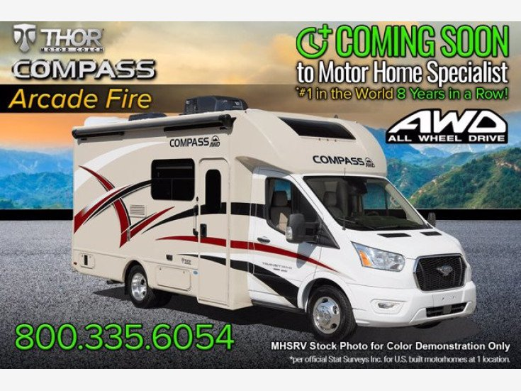 2022 Thor Compass for sale 300300920
