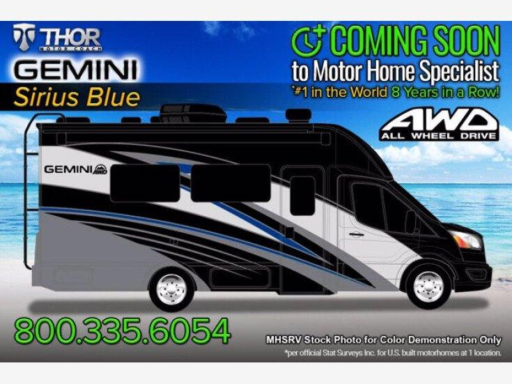2022 Thor Gemini for sale 300306058