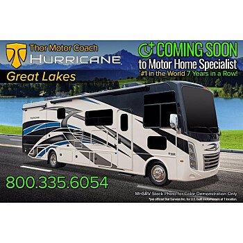 2022 Thor Hurricane 34J for sale 300274786