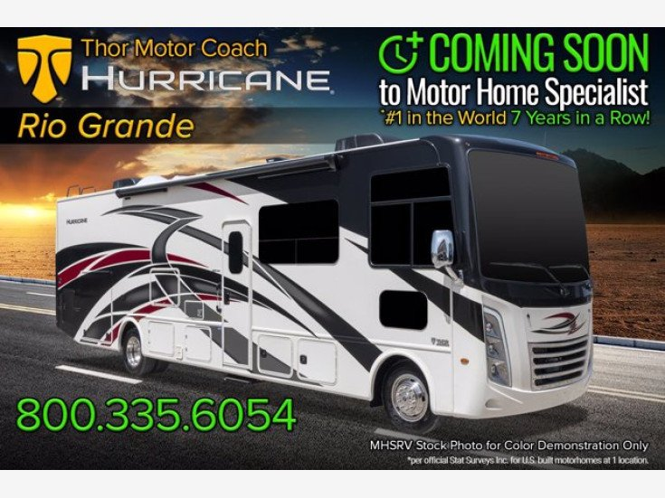 2022 Thor Hurricane 35M for sale 300304738