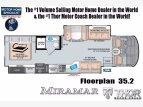 2022 Thor Miramar 35.2 for sale 300296629