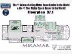 2022 Thor Miramar 37.1 for sale 300296637