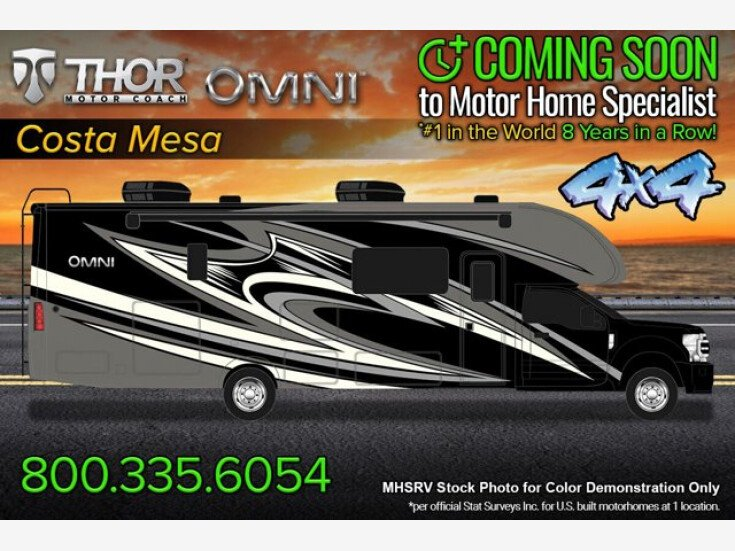 2022 Thor Omni for sale 300277186