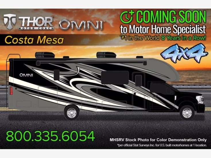 2022 Thor Omni for sale 300296615