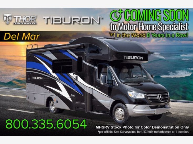 2022 Thor Tiburon for sale 300306137