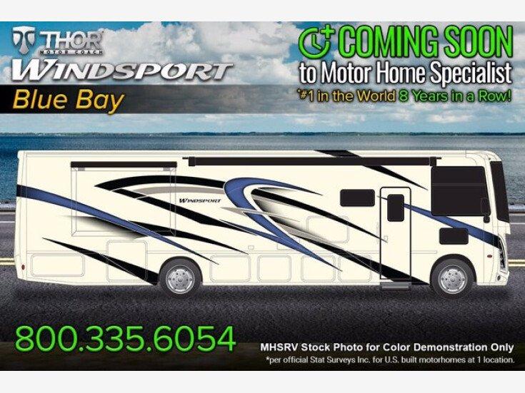 2022 Thor Windsport 34J for sale 300311152