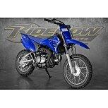 2022 Yamaha TT-R110E for sale 201181943