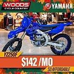 2022 Yamaha YZ250F for sale 201160582
