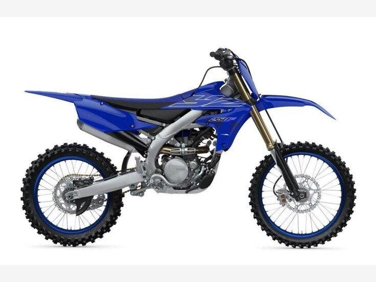 2022 Yamaha YZ250F for sale 201173230