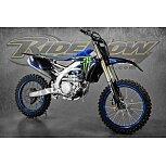 2022 Yamaha YZ450F for sale 201121107