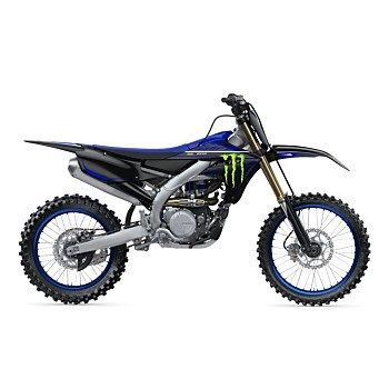 2022 Yamaha YZ450F for sale 201121721