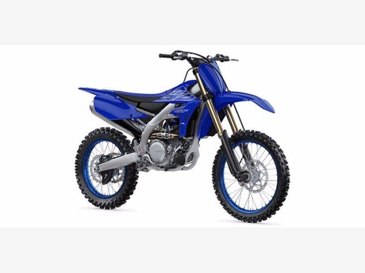 2022 Yamaha YZ450F for sale 201149147