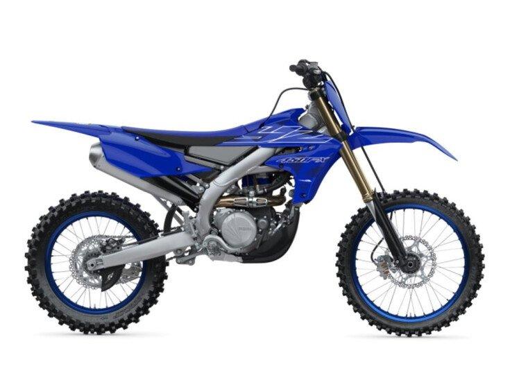 2022 Yamaha YZ450F X for sale 201159027