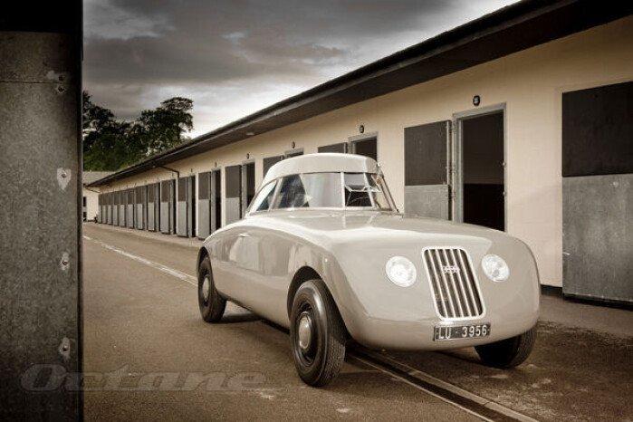 Audi Streamliner Prototype