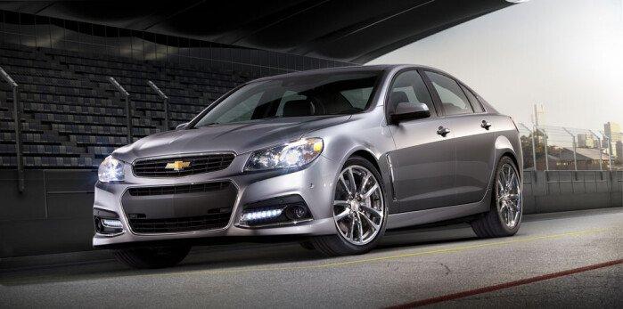 2014 Chevrolet SS Revealed
