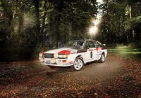 Audi's All Wheel Drive Gamble