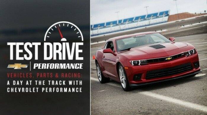 A Day at the Track With Chevrolet Performance