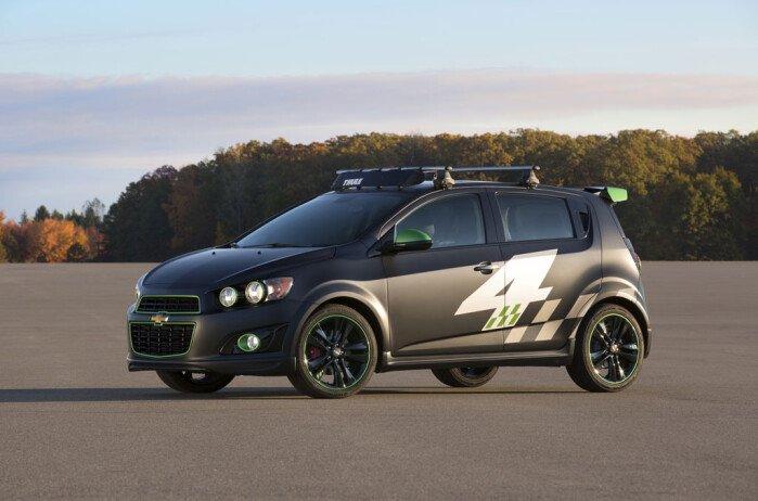 Chevrolet SEMA 2013 Preview