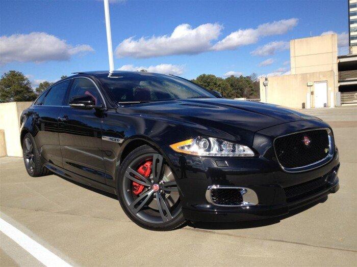 Classic Reviews: 2014 Jaguar XJL-R