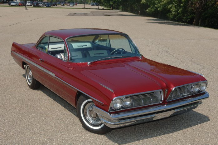 Dare to Be Different - 1961 Pontiac Ventura