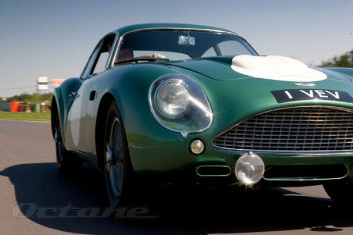 Driven: 1961 Aston Martin DB4GT Zagato